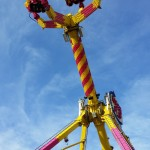 Carnival Machine Upsidedown