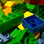 Dublo Lego Toy Blocks