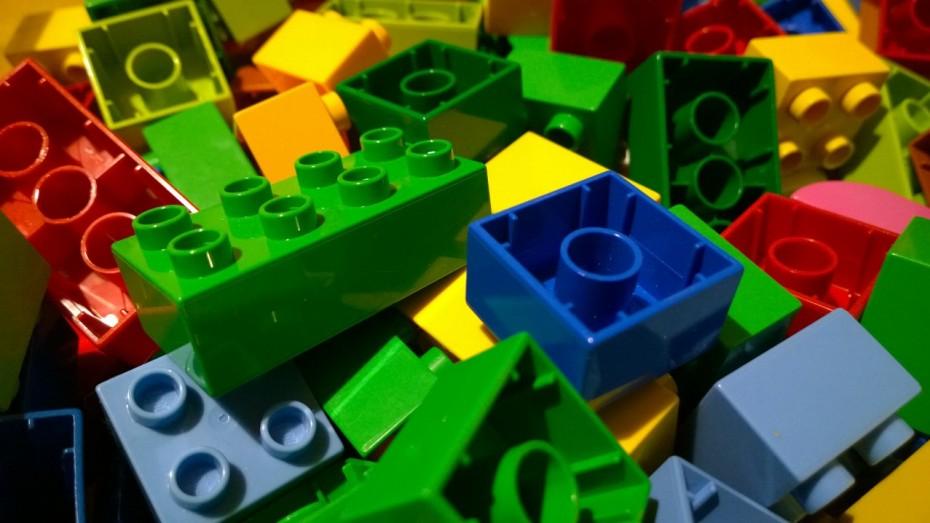 Dublo Lego Toy Blocks