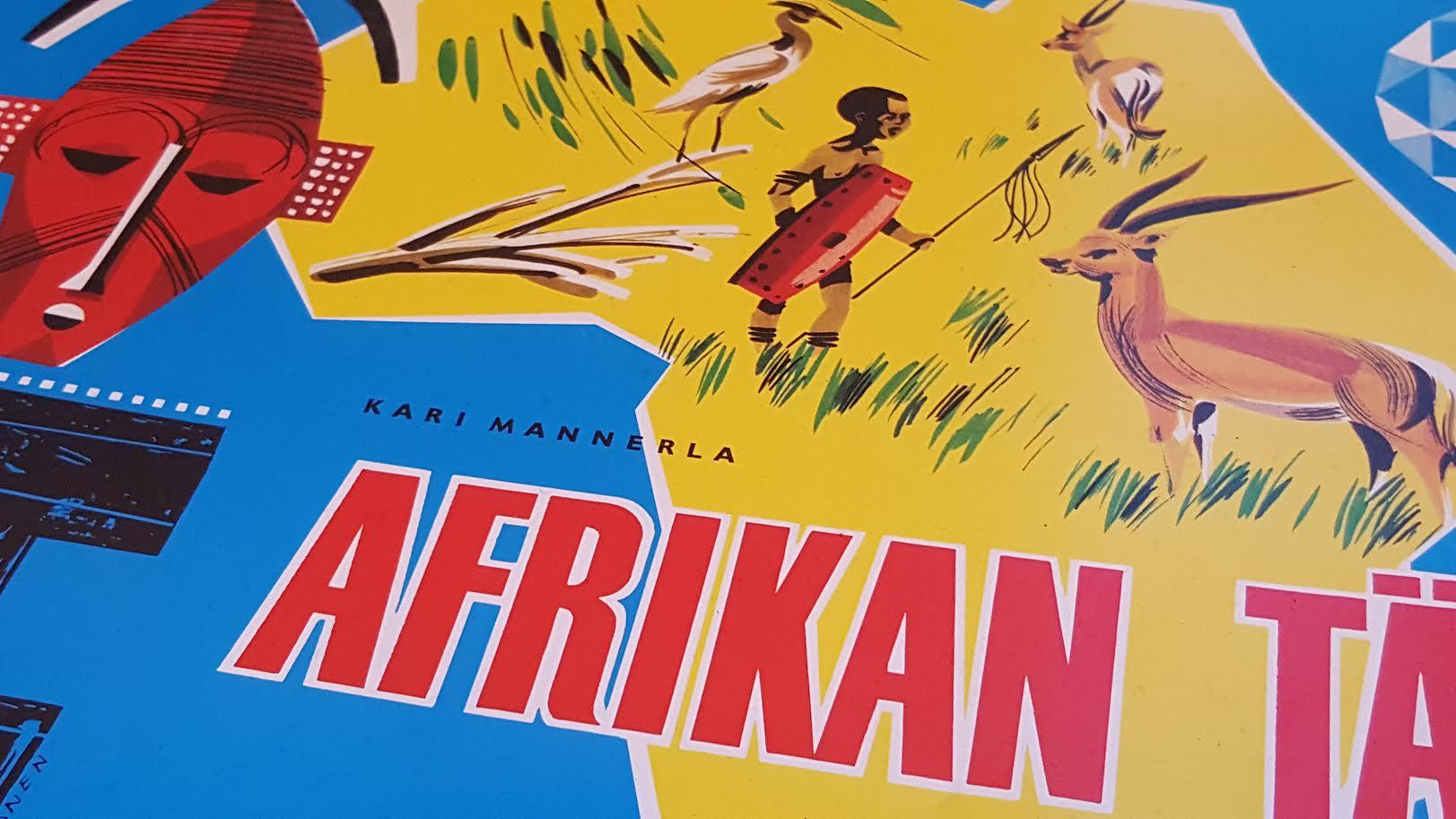 Afrikan Tähti Lautapeli