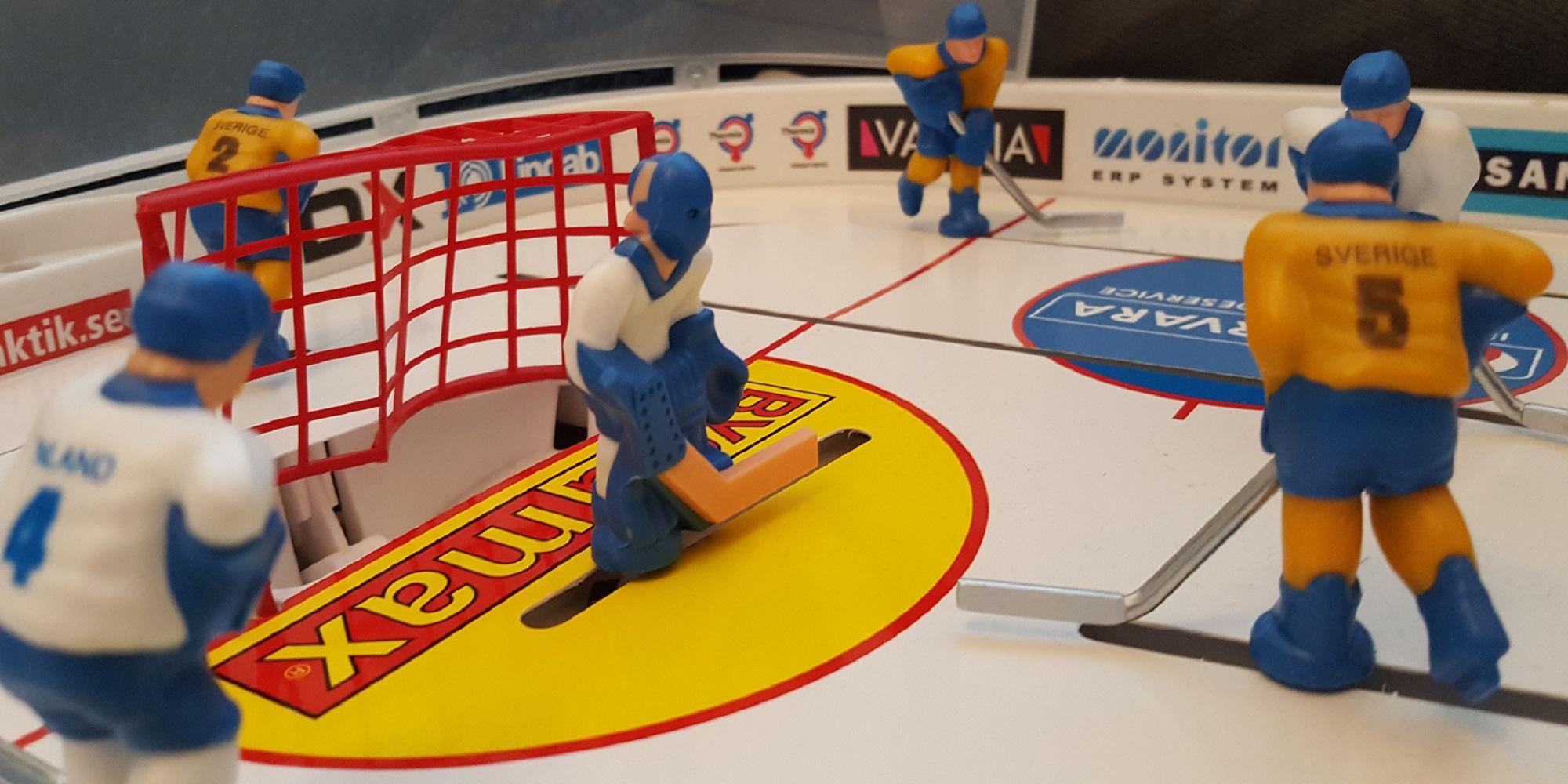 Suomi Ruotsi Jääkiekko peli