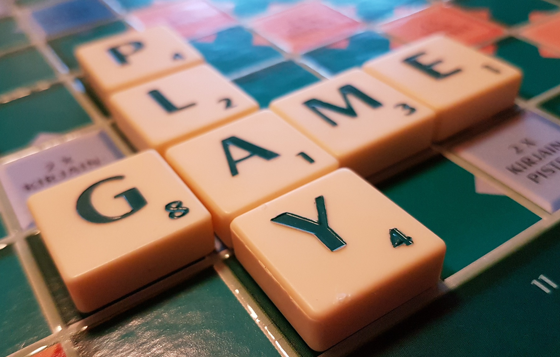 Play Game Scrabble